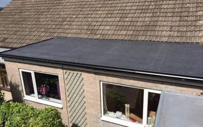 Could Rubber Roofing Be the Right Solution for Your Flat Roof?